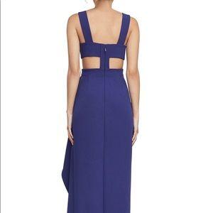 BCBG Dresses - BCBG blue long dress